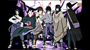 Sasuke Uchiha Final Form : Sasuke Uchiha Facts For Kids - Sasuke grew up in  the shadow of his older brother itachi. - Decoración De Uñas