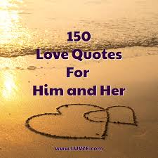 Quotes For Him Adorable 48 Cute Romantic Love Quotes For HimHer