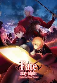 fate stay night unlimited blade works ending song fate stay night unlimited blade works myanimelist net