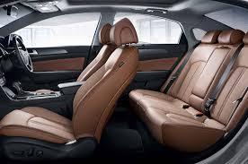 hyundai sonata 2015 interior. confident energetic lines define the all new 2015 hyundai sonatau0027s exterior and are complimented inside cabin by a premium interior with special sonata