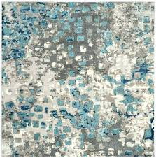 blue and grey rug crosier light area green gray