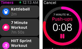 5 apple watch apps for hiit