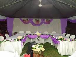 do a decorating the bridal food table