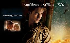 water for elephants x movie   water for elephants movie robert pattinson ""