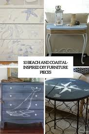 coastal inspired furniture. Beach And Coastal Inspired Diy Furniture Pieces Cover E