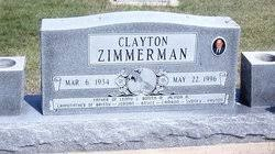 Clayton Joseph Zimmerman (1934-1996) - Find A Grave Memorial
