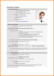 Fair Resume For A Job Application Example Also 9 Cv For Job