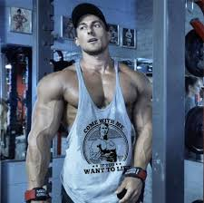 arnold schwarzenegger e with me if you want to lift workout tank top