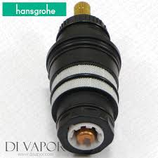 hansgrohe shower valve. Hansgrohe-98282000-Thermostatic Cartridge For Ecostat Hansgrohe Shower Valve