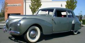 lincoln vehicles specialty s classics 1941 lincoln zephyr for