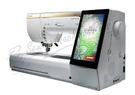 Horizon MC 15000 Sewing, Embroidery and Quilting Machine & Janome Horizon MC 15000 Sewing, Embroidery and Quilting Machine Adamdwight.com