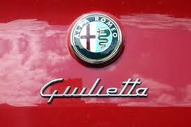「alfa romeo giulietta logo」の画像検索結果