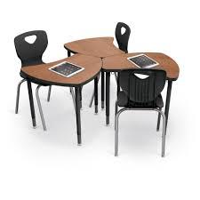 shapes desk configurable student desking shapes