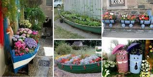 40 Creative LOW-BUDGET DIY Garden Pots