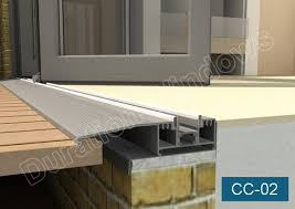 30 patio door threshold relaxing patio door threshold result for aluminium fold level detail its divine