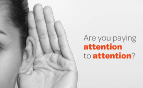 Image result for pictures of paying attention