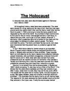 holocaust essay write my custom paper  holocaust essay