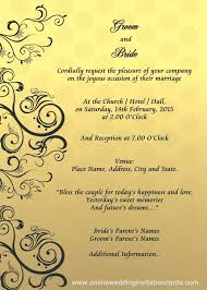 Invitations Card Maker E Invitation Card Maker Wedding Invitation Designs Templates Google