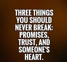 Broken Heart Quotes Custom Top 48 Quotes On Trust And Trust Issues
