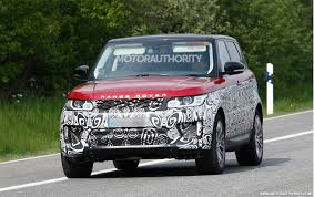 2018 land rover changes. interesting land spy shots of 2018 land rover range sport are out  suv news and  analysis with land rover changes e