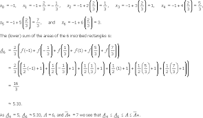 Endpoint Formula 9 2 Areas And Riemann Sums