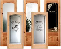 interior glass panel door with knotty alder doors alder interior doors