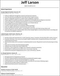 Dental Assistant Objective For Resume Dental Assistant Resume Examples musiccityspiritsandcocktail 55