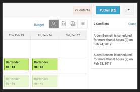 Scheduel Maker Availability Schedule Maker Sign Up For A Free 30 Days Trial