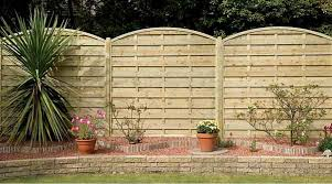 Decorative Garden Fencing Wood Fence Ideas Fascinate