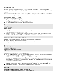 Resume Goal Statement Good Objective Statements For Resume Letter Example 15