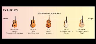 A Guide To Tone Woods Cordoba Guitars