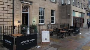 77: The Living Room, George Street, Edinburgh   Edinburgh Pubs
