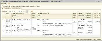 Учет суммовых и курсовых разниц у покупателя в ПП Бухгалтерия  Рис 31 В бухгалтерском учете формируется курсовая разница