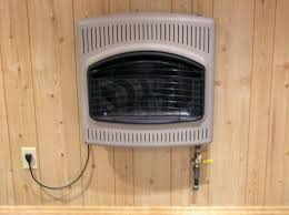 ventless gas wall heater vent free propane heater reviews ventless gas fireplace wall mounted