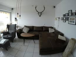 Neuwertige Wohnlandschaft Couch Antik Braun In 76829 Landau