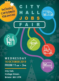 Flyer Jobs Almost 2 000 Vacancies On Offer At City Hall Jobs Fair