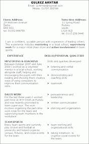 Basic Skills For Resume Basic computer skills resume suitable portray sample cv the format 32