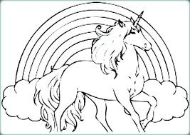 Colouring Pages To Print Unicorns Coloring Cute Unicorn Coloring