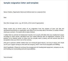 A Good Reason For Leaving A Job How To Write A Professional Resignation Letter Free