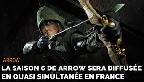 arrow date de diffusion saison 6