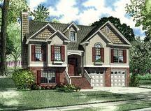split foyer house plans. PLAN110-00333 Split Foyer House Plans F