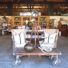 Mill Cart Coffee Table Furniture Jennifer Price Studio