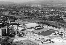 Washington Grizzly Stadium From Humble Beginnings To Home