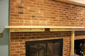 and here is the underside of the mantel in place it just wrapped around the sides of the fireplace and we ed through the blocks in the picture above