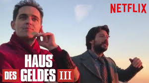 Eight thieves take hostages and lock themselves in the royal mint of spain as a criminal mastermind manipulates the police to carry out his plan. Haus Des Geldes Staffel 3 Tot Oder Lebendig Neues Video Vom Drehort Enthullt Schicksal Von Berlin Youtube