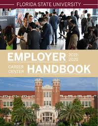 Fsu Interior Design Ranking Employer Handbook 2019 2020 By Florida State University