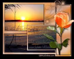 Ein Tag Geht Zu Ende Ich Wünsche Dir Eine Gute Nacht