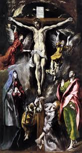 el greco the crucifixion 1594 the prado madrid