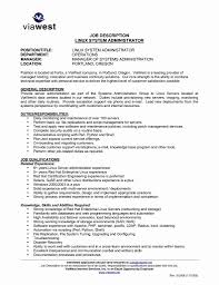 Systems Administrator Cover Letters Example Best Of Exchange Server