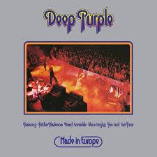 <b>Deep Purple</b> - <b>Made</b> in Europe (PURPLE VINYL)   Rhino